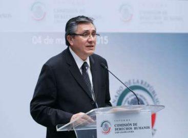 Refrenda CNDH compromiso a favor de los derechos humanos y de las víctimas de abusos del poder
