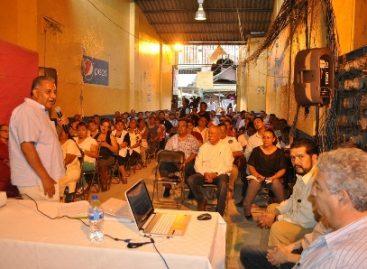 Certifican locatarios del Mercado 20 de Noviembre avances en su mantenimiento integral