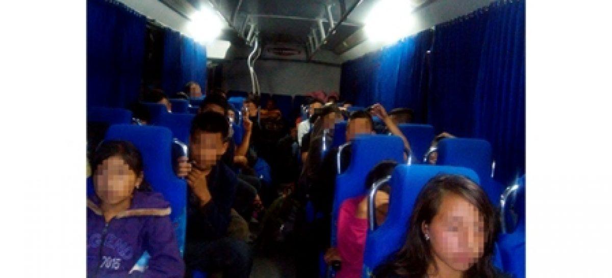 Requirió Defensoría medidas cautelares para 37 migrantes detenidos en Ocotlán