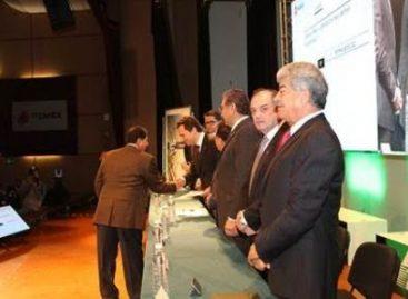 Recibe refinería de Salina Cruz reconocimiento por mejor desempeño en Confiabilidad