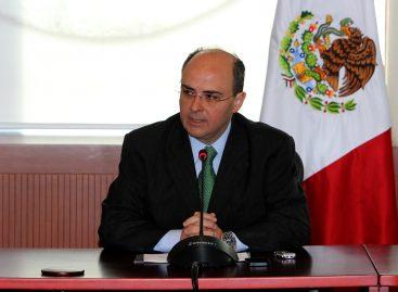 Analiza subsecretario temas prioritarios de la agenda bilateral México-EU, en Washington
