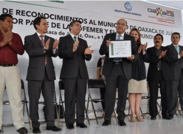Reconocen Gobierno Federal y Banco Mundial trabajo del Ayuntamiento para facilitar la inversión