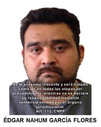 Uno de los tres presuntos secuestradores detenidos