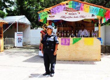 Desplegarán operativo de seguridad durante fiestas de la Guelaguetza 2015 en Oaxaca