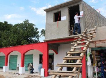 Clausura Municipio de Oaxaca obra en Parque del Amor; carece de los permisos oficiales