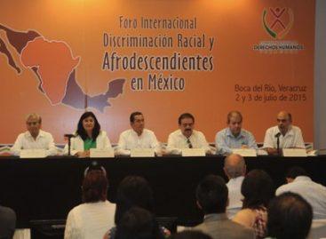 Urgente y prioritario dar reconocimiento legal y constitucional a miles de mexicanos afrodescendientes: CNDH