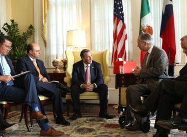 El gobierno de México da un nuevo impulso a la relación México-Texas: Meade Kuribreña