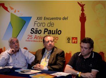 Parlamentarios de América Latina se pronuncian por una izquierda unida en la región