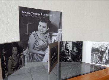 María Teresa Rodríguez. Iconografía, del Cecultah, en la FUL 2015