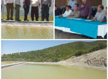 Promueve SAGARPA la conservación de agua en Valles Centrales de Oaxaca