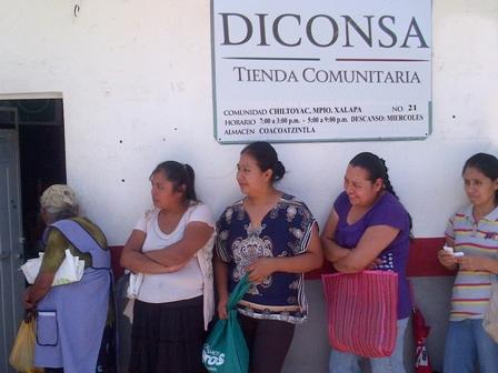 Precios de productos diconsa