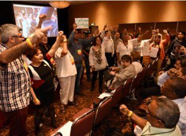 Parlamentarios del Foro de Sao Paulo trabajarán por lograr sociedades soberanas
