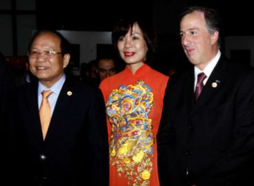 Promueven México y Vietnam agenda de cooperación educativa y cultural