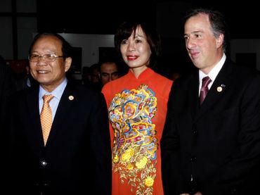 México y Vietnam