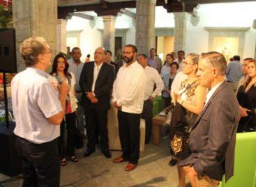 Reciben en Oaxaca a presidentes municipales de la Asociación de Ciudades Patrimonio Mundial