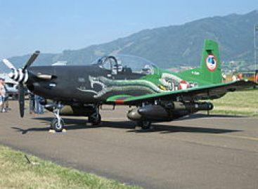 Sufre aeronave militar accidente en el estado de Jalisco; dos oficiales con lesiones leves