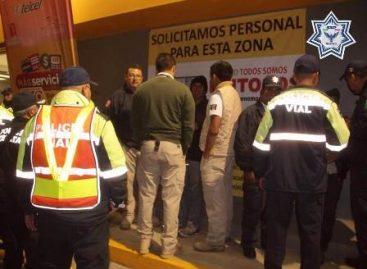 Rescata Policía Vial de Oaxaca a 18 indocumentados durante operativo Alcoholímetro