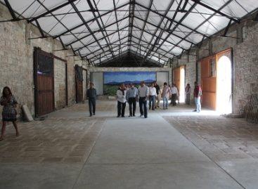 Registra avance del 90% trabajo de restauración de los museos del Ferrocarril e Infantil de Oaxaca