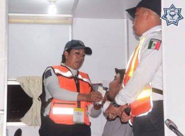 Continúa operativo Alcoholímetro, 23 conductores fueron sancionados en las últimas horas