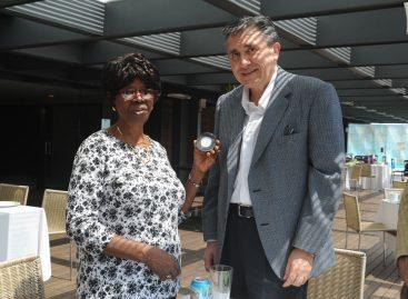 Educación es fundamental para acabar con discriminación a la mujer: CNDH y Olayinka Aina Koso-Thomas