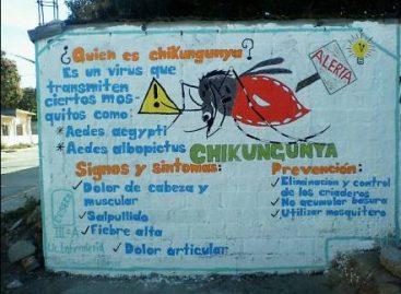 Podría convertirse chikungunya en un problema de salud pública incontrolable: Ríos Piter