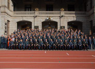 Primer encuentro de graduados del Colegio de Defensa Nacional del Centro de Estudios Navales