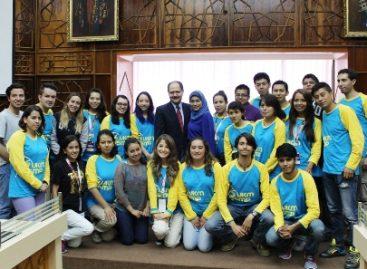Participan estudiantes mexicanos en programa de movilidad de la Universidad Nacional de Malasia