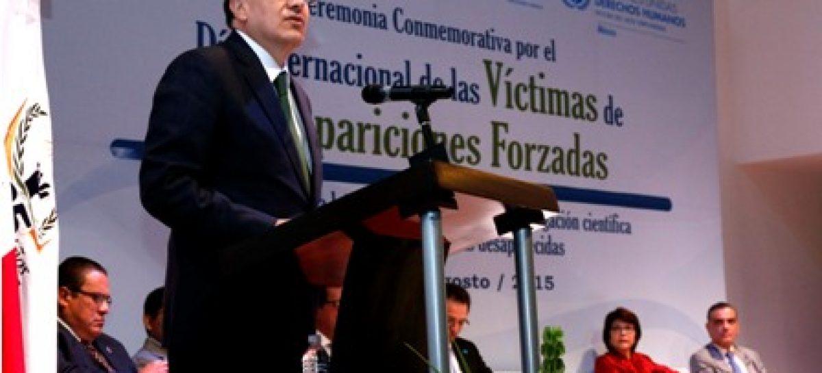 Debe Ley de desaparición forzada contener necesidades y opiniones de familiares de víctimas y la sociedad civil