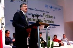 Presidente de la Comisión Nacional de los Derechos Humanos