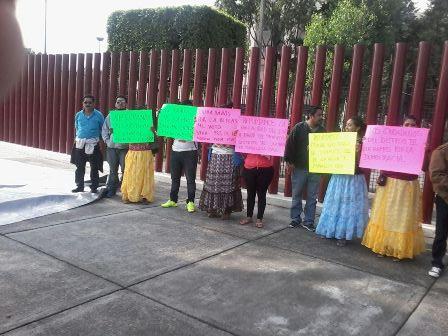 Demandan anular elecciones en Juchitán