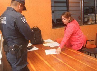 Respalda Ayuntamiento de Oaxaca de Juárez a policías para que continuen sus estudios