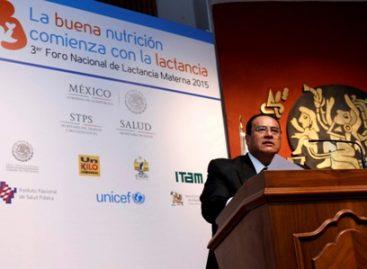La lactancia materna, derecho humano que beneficia a madre e hijo: Eslava Pérez