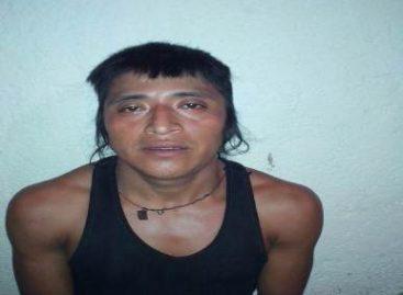 Detiene Grupo Especializado de Fiscalía a homicida del ex Munícipe de San Miguel Chimalapas, Oaxaca