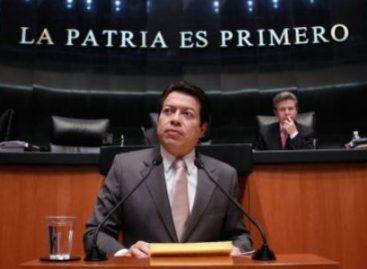 Afecta subasta de dólares reservas internacionales, advierte senador Mario Delgado
