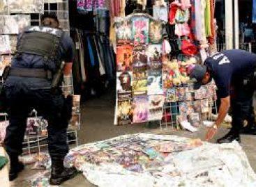 Destruye PGR más de 12 toneladas de productos apócrifos en Oaxaca