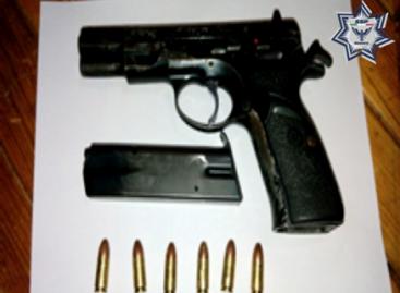 Dispositivo de seguridad regional detiene a menor infractor con arma de fuego en Juchitán