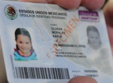 Pide Comisión Permanente a Segob informar sobre Cédula de Identidad Ciudadana