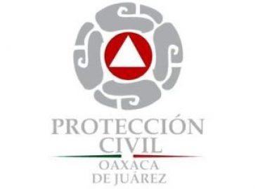 Emite recomendaciones Protección Civil de Oaxaca por posibles lluvias en la ciudad