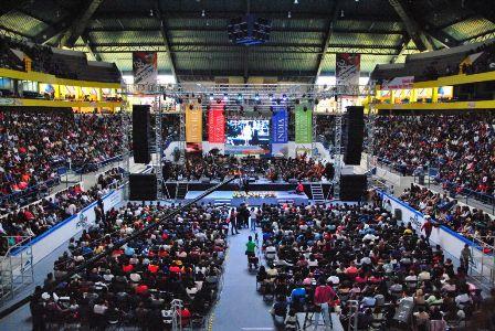 Clausuran FUL 2015 en Pachuca