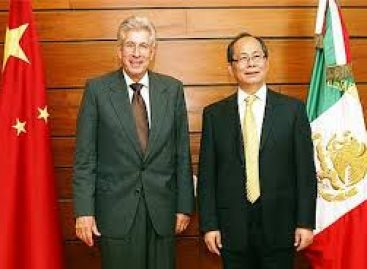 Buscan legisladores de México y China incrementar nivel de cooperación parlamentaria