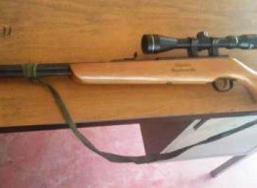 Detenidas tres personas con armas de fuego sin licencia en Nochixtlán y Miahuatlán, Oaxaca