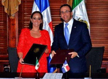Celebran V reunión de la Comisión Mixta Intergubernamental México-República Dominicana