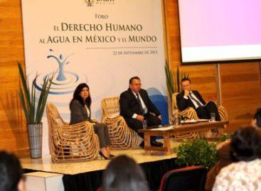 Acuerdan fomentar corresponsabilidad de ciudadanos y gobiernos para utilizar de manera racional el agua