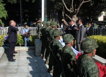 Exhorta munícipe de Oaxaca de Juárez a vivir el mes patrio con armonía y tolerancia