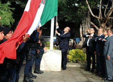 Conmemora Municipio de Oaxaca de Juárez inicio de la gesta heroica de Independencia