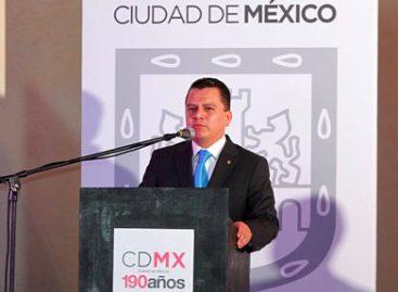 Alianza del GDF con notarios consolida la certeza jurídica en la CDMX: Granados Covarrubias