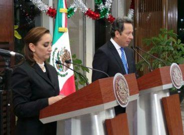 Viaja canciller Claudia Ruiz Massieu a Egipto para apoyar a mexicanos y sus familias