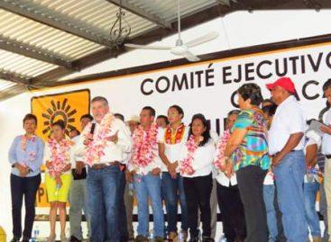 Llama Estefan Garfias a las izquierdas a un frente común para elecciones del 2016