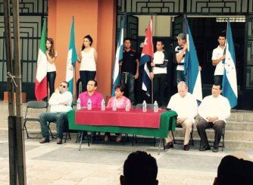 """Participa la CNDH en el Festival Multicultural """"De paso pa´l norte"""" en San Luis Potosí"""