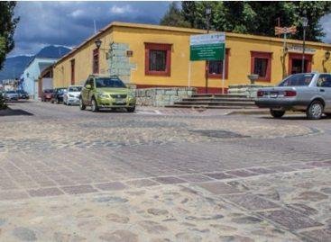 Concluyen obras de restauración de la calle 5 de mayo en el Barrio de Jalatlaco: Arredondo